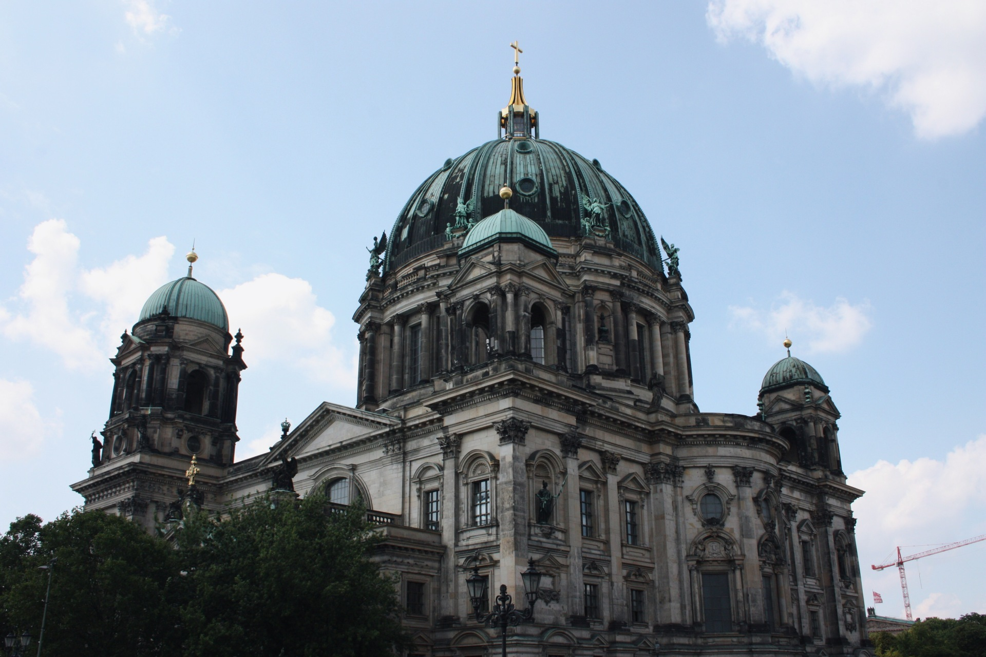 Berlin Tourist Attractions Berlin Cathedral
