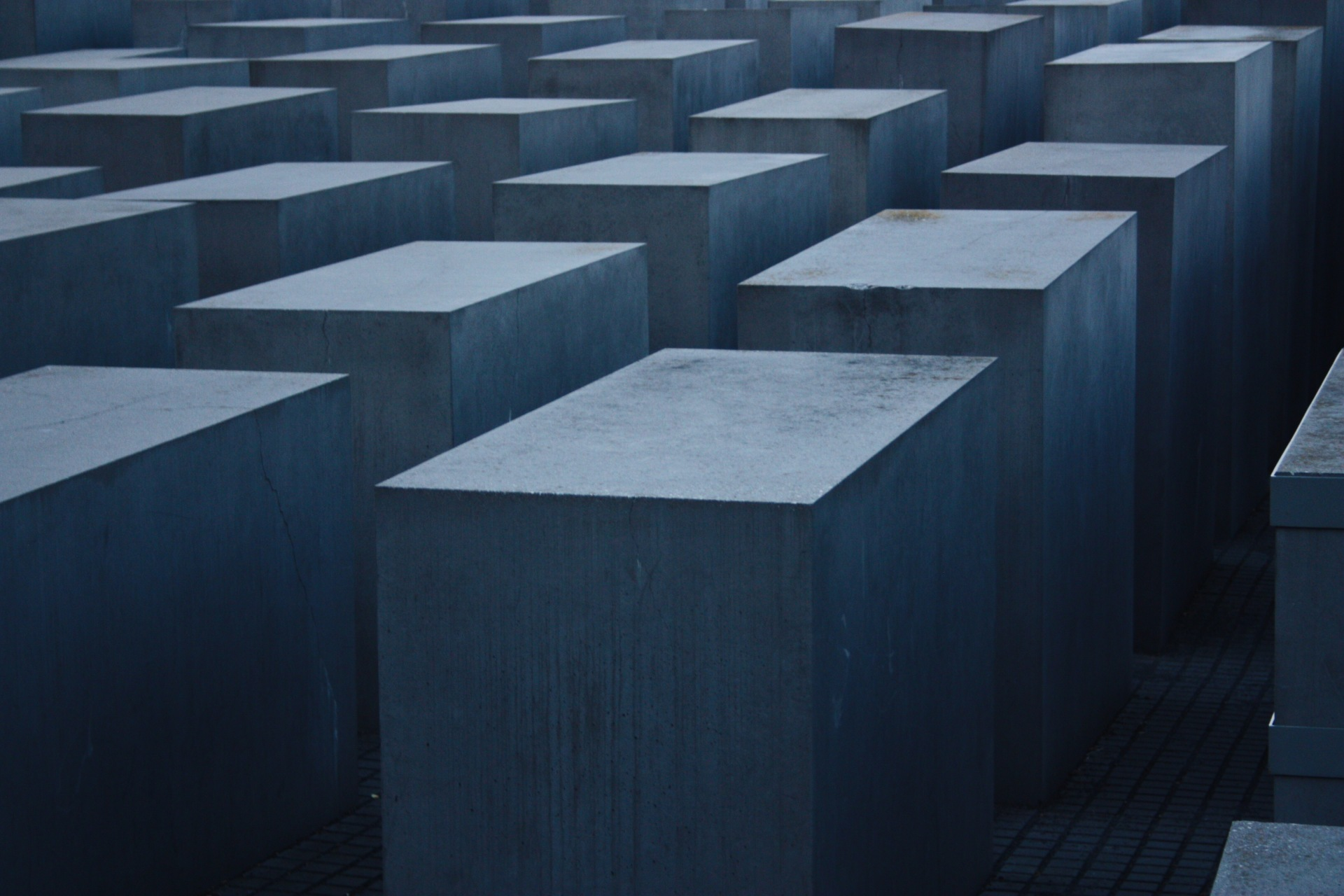 Berlin Tourist Attractions Memorial to the Murdered Jews of Europe