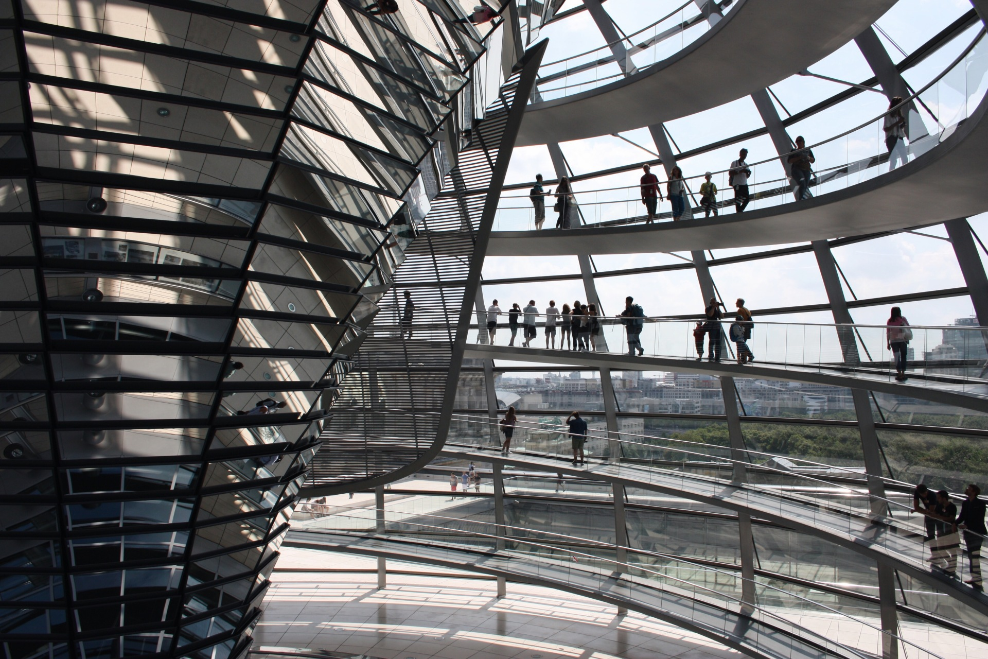 Berlin Tourist Attractions Reichstag
