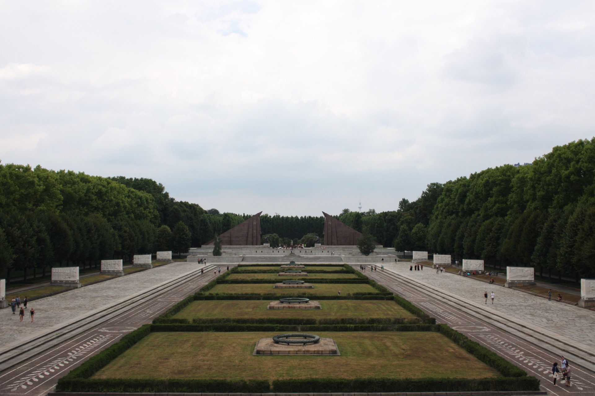 Berlin Tourist Attractions Treptower Park