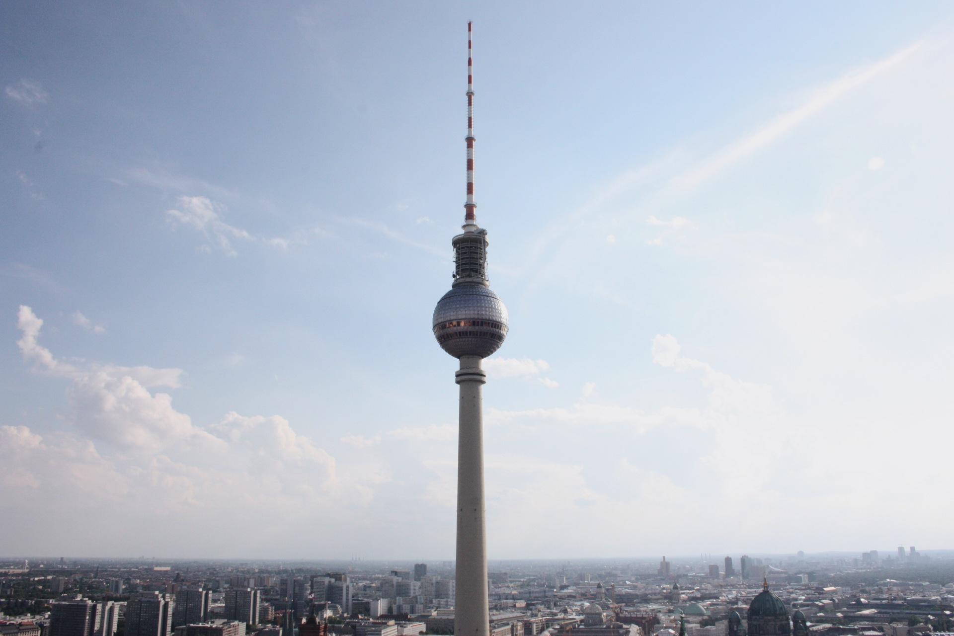 Berlin Tourist Attractions TV Tower