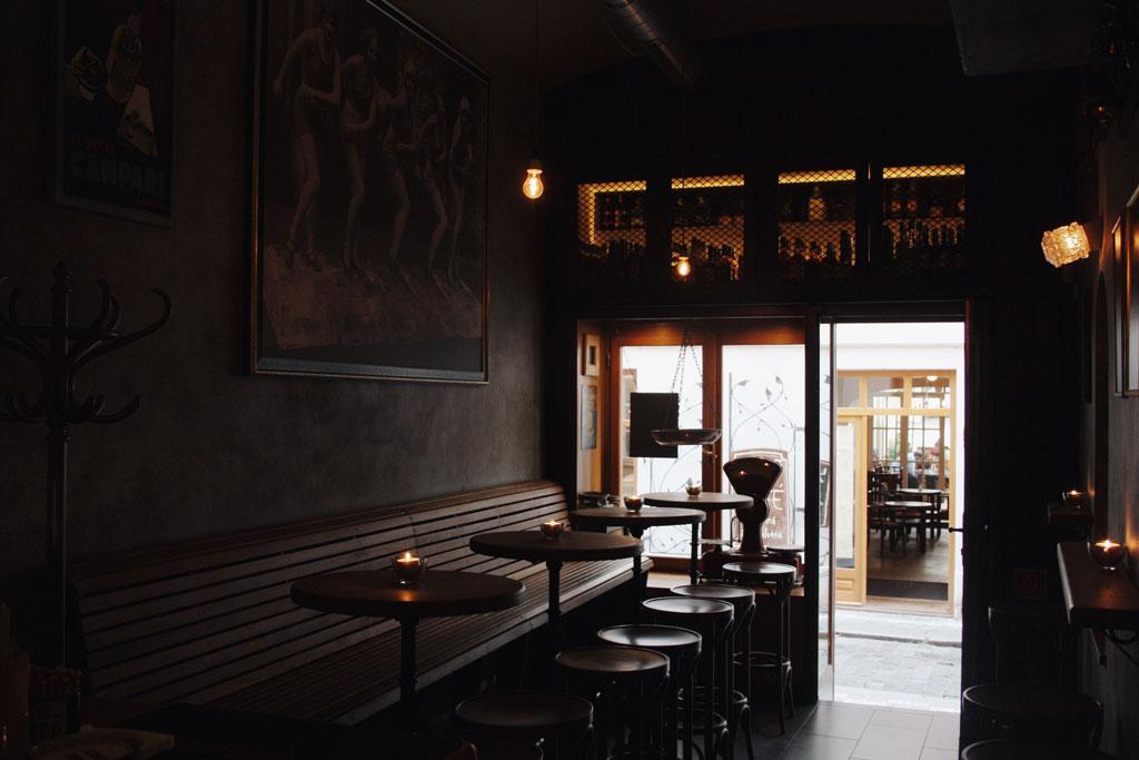 Best Cocktails in Prague Cash Only Bar