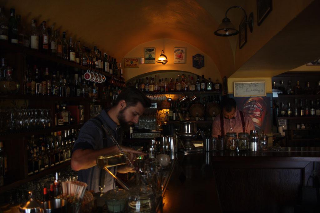 Best cocktails in Prague Hemingway