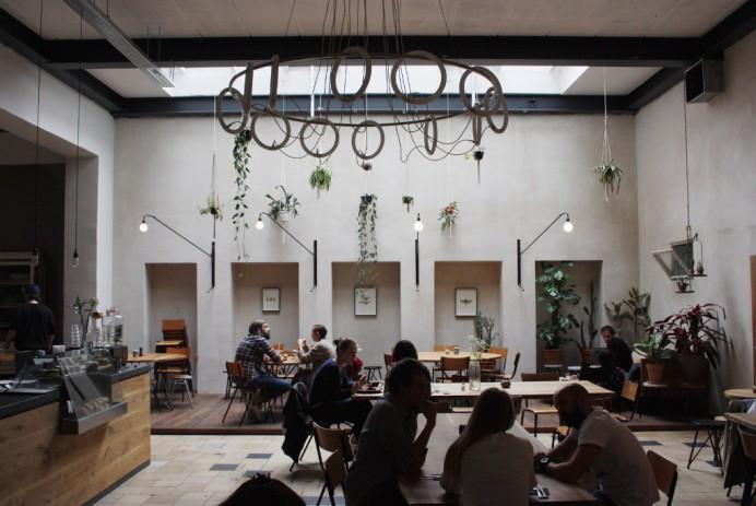 Best Internet Cafes in Berlin Hallesches Haus