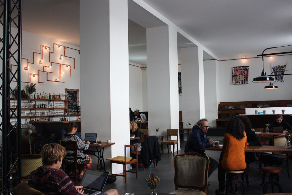 Best Internet Cafes in Berlin Prachtwerk