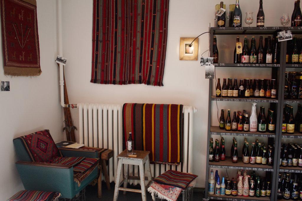 Craft Beer in Riga Beerfox Callous Alus