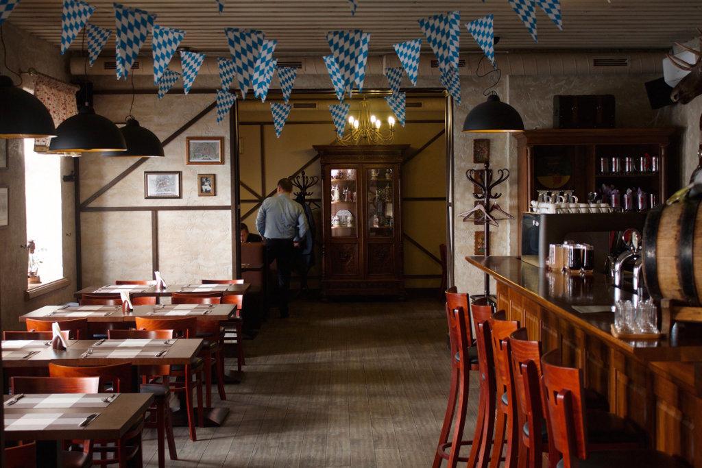 Craft Beer in Riga Bierhaus
