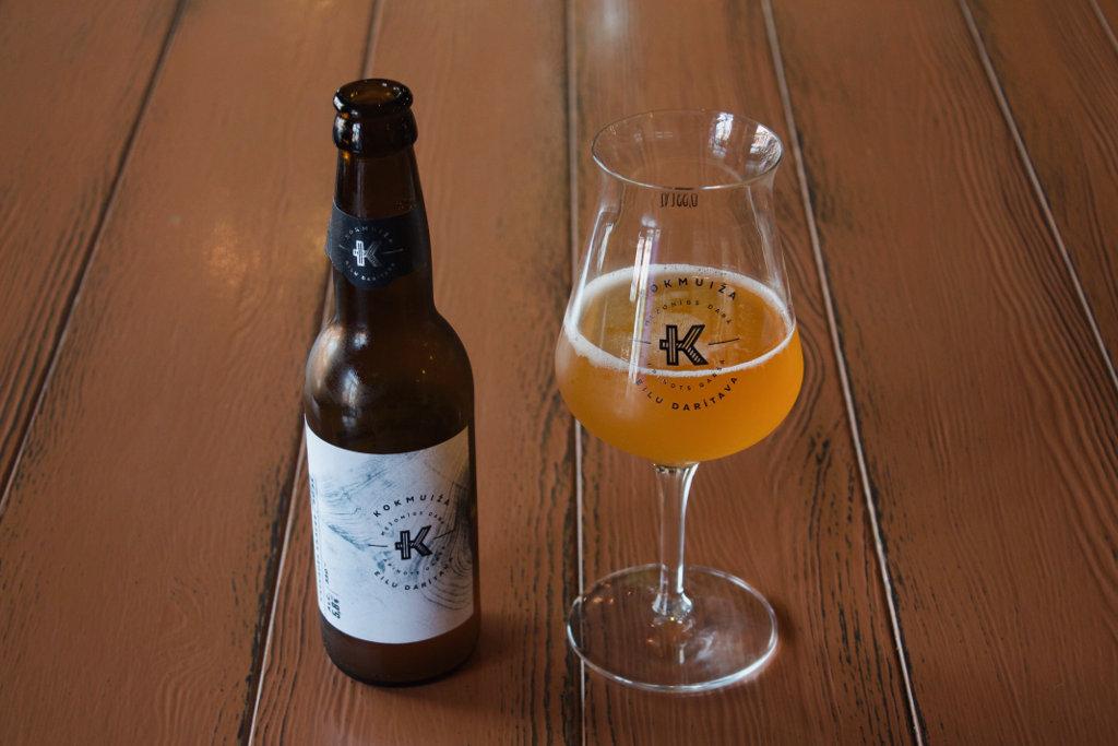 Craft Beer in Riga Valmiermuiza Alus