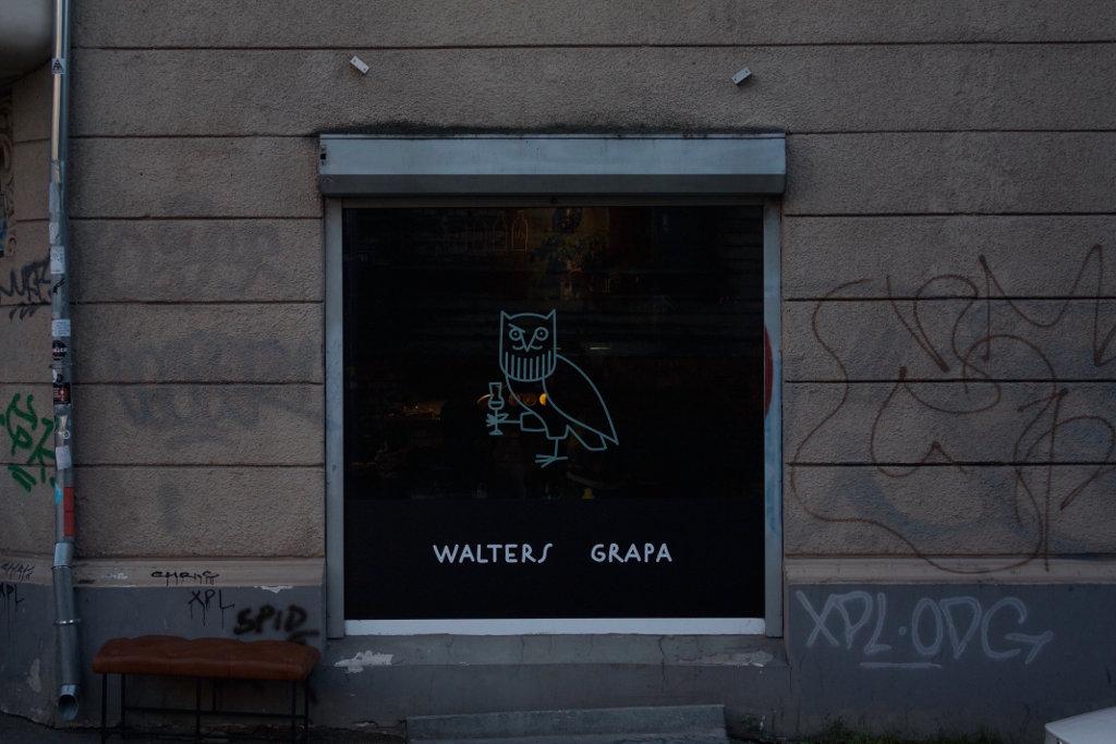 Craft Beer in Riga Walters & Grapa