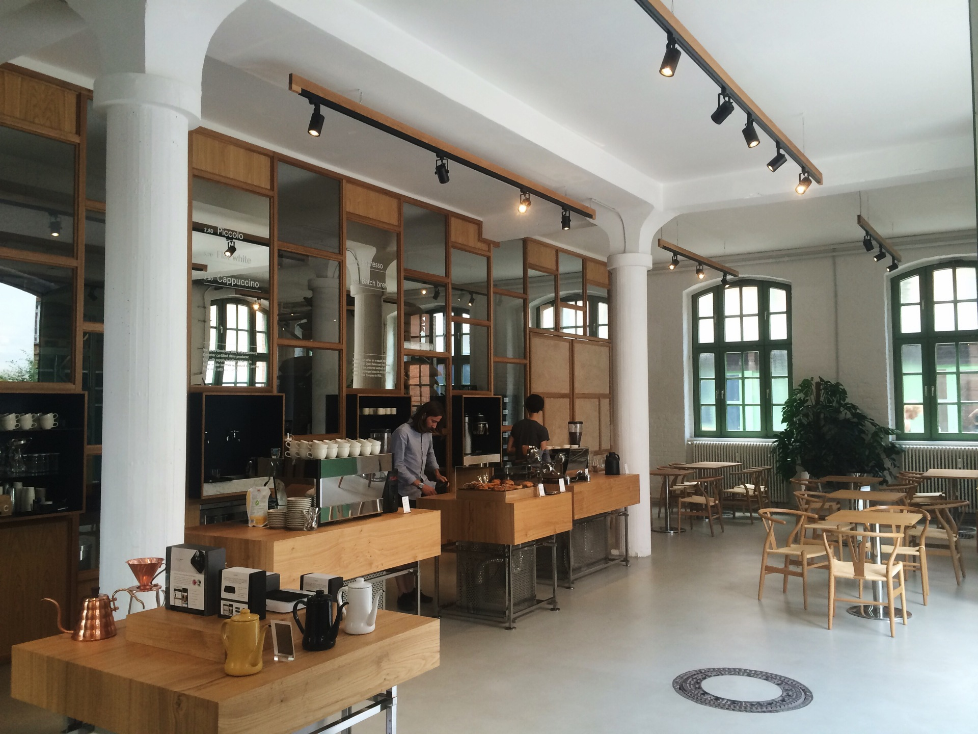 Craft Coffee in Berlin Bonanza