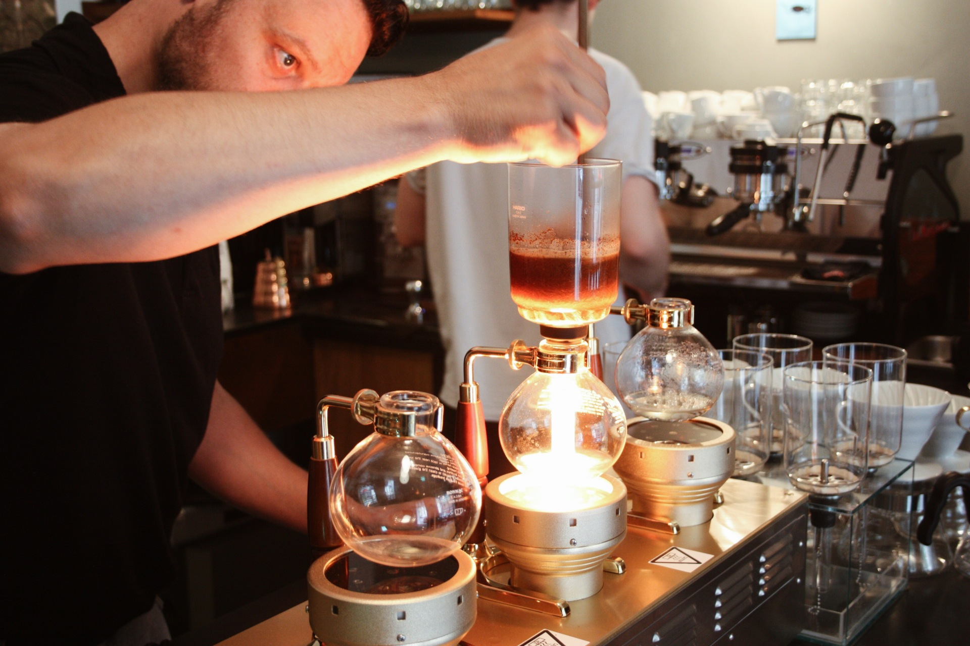 Processed Craft Coffee in Berlin Chapter One