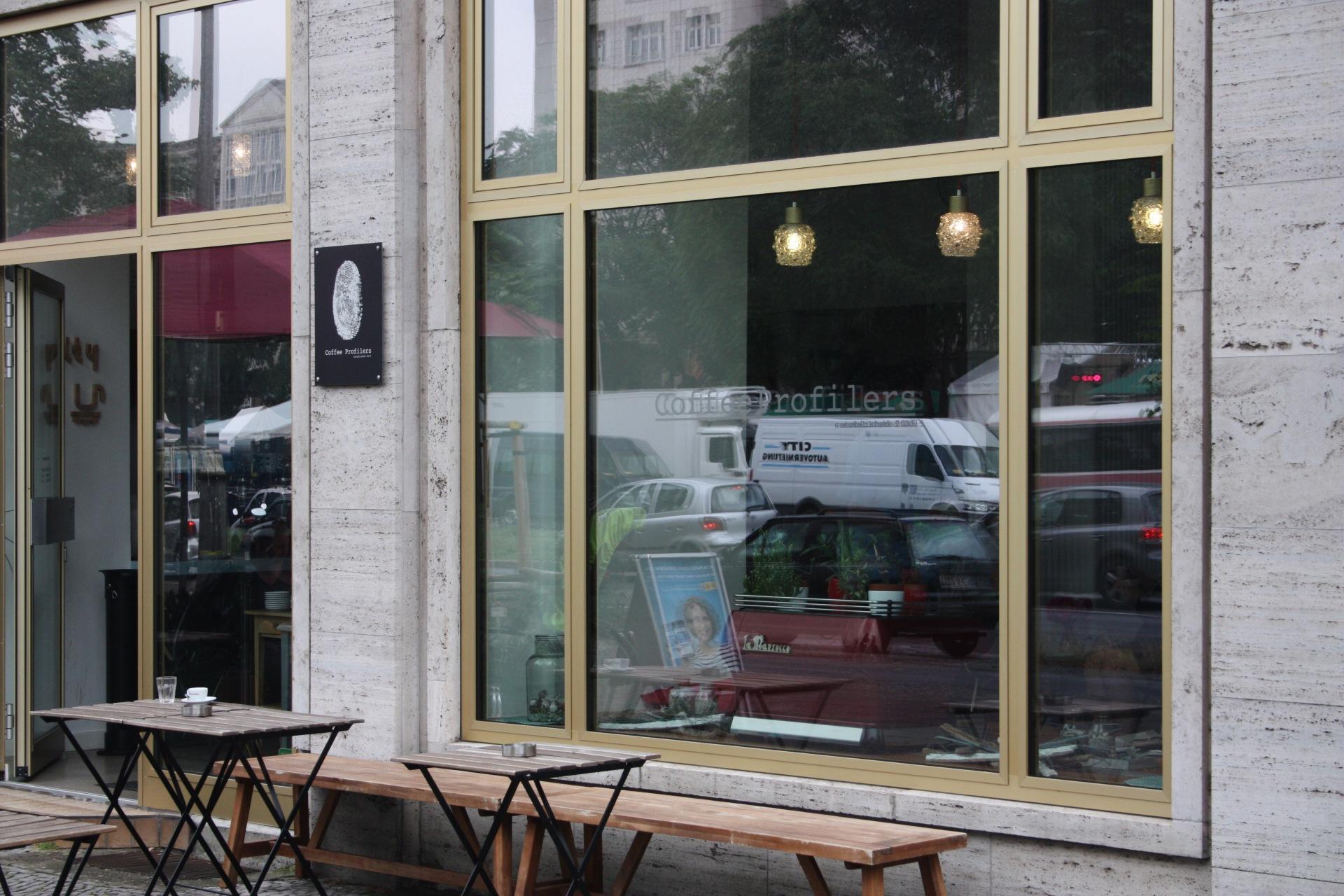 Craft Coffee in Berlin Coffee Profilers