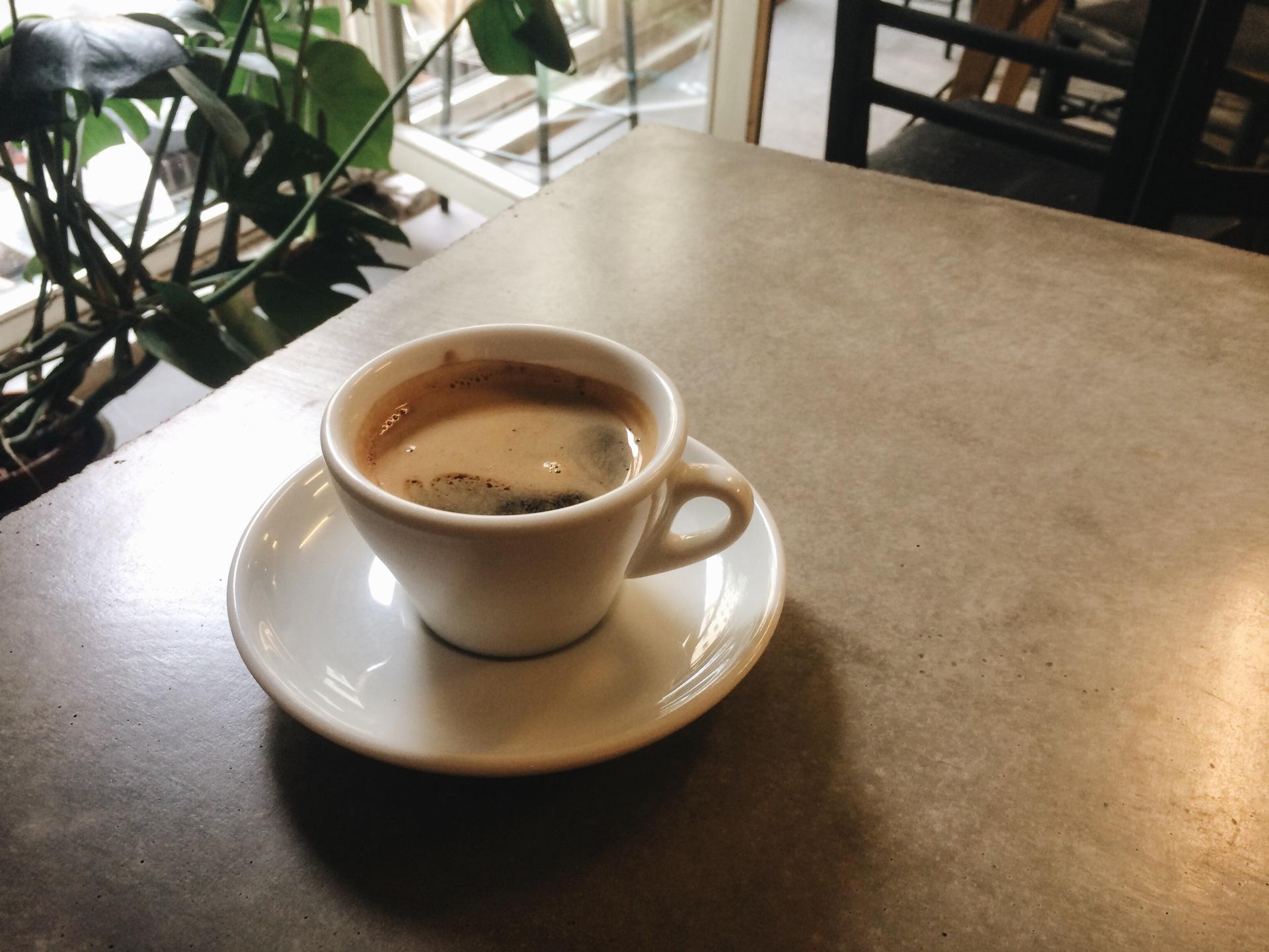 Craft Coffee in Berlin Companion Coffee