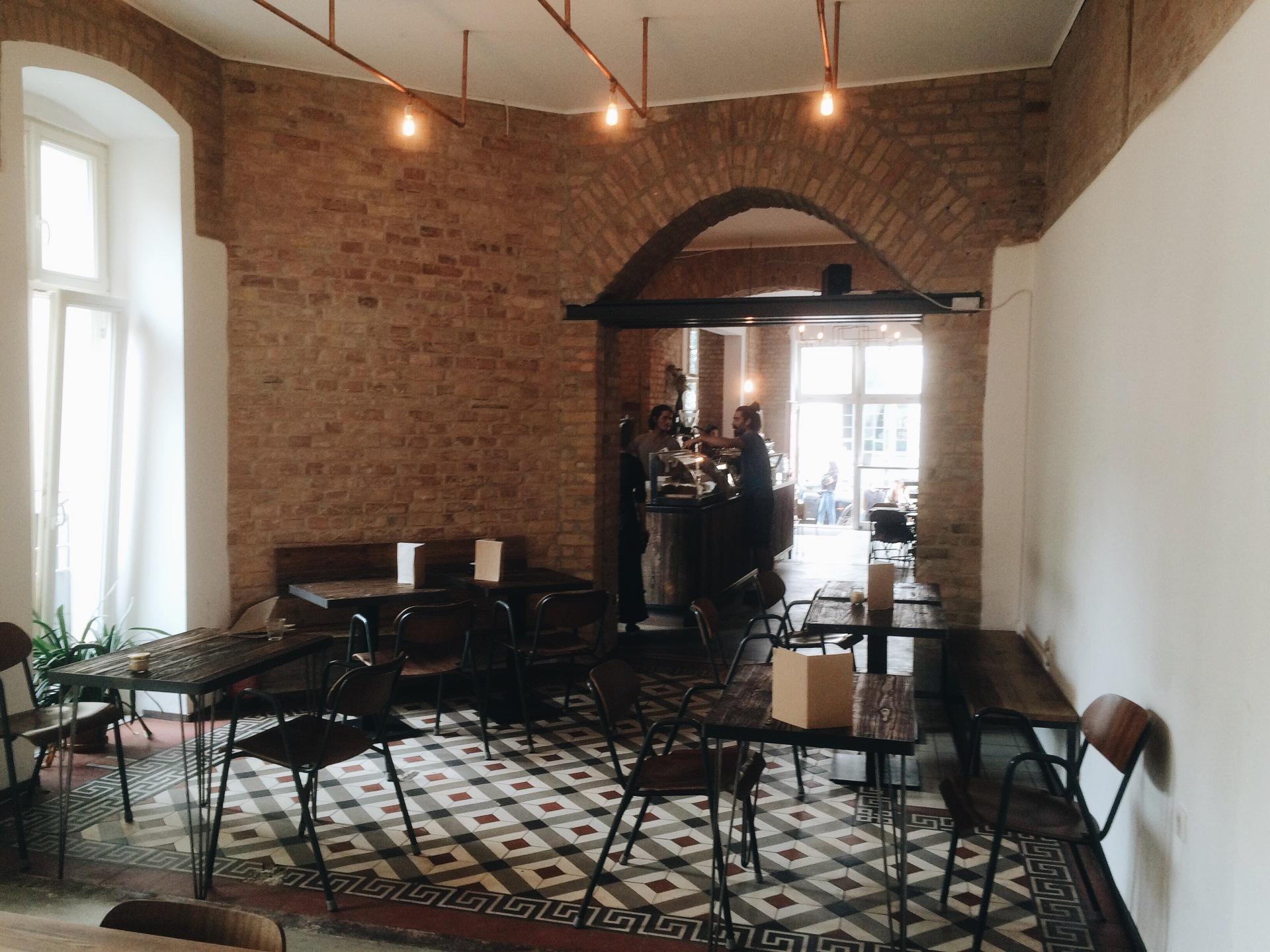 Craft Coffee in Berlin Distrikt Coffee