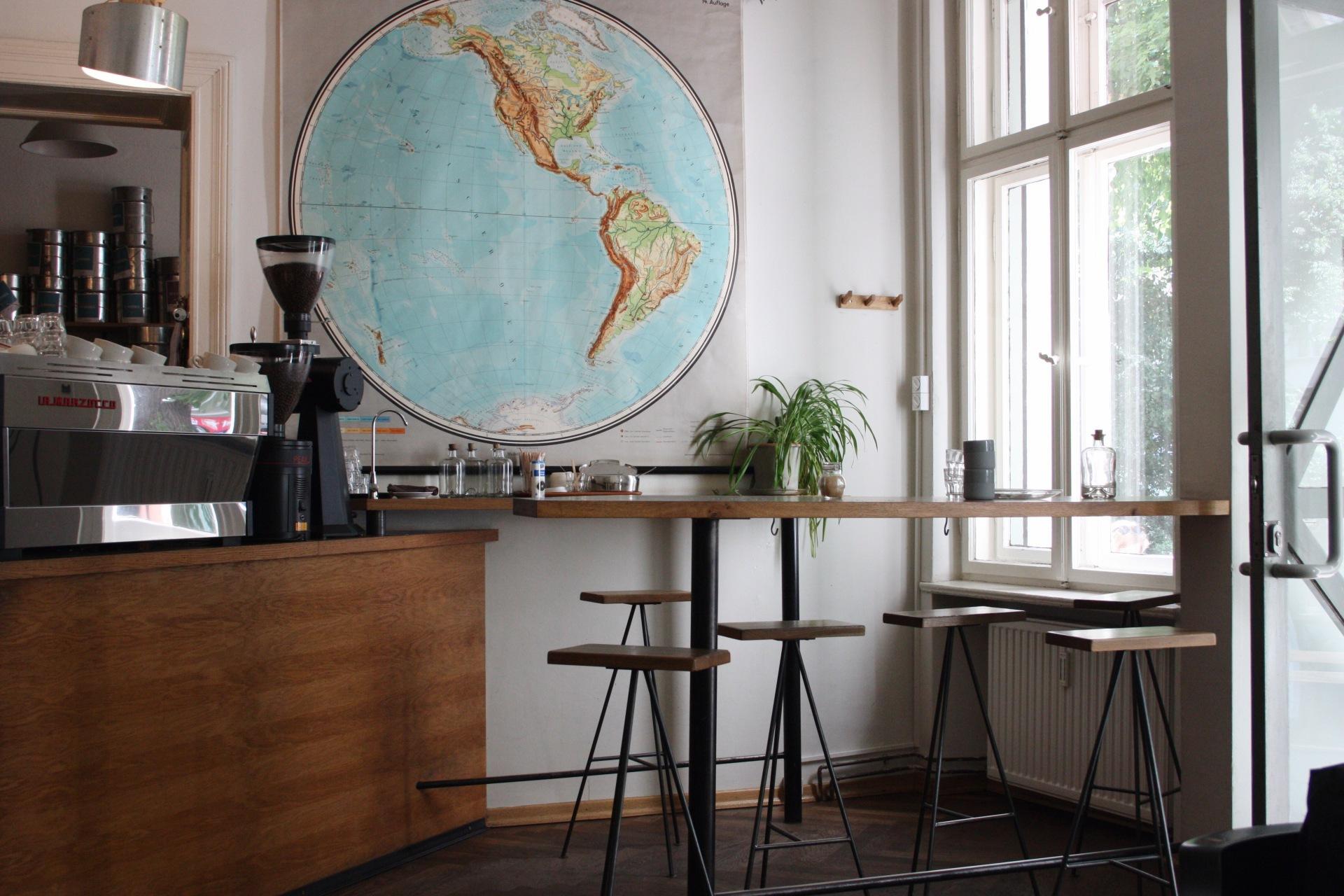 Craft Coffee in Berlin Five Elephant