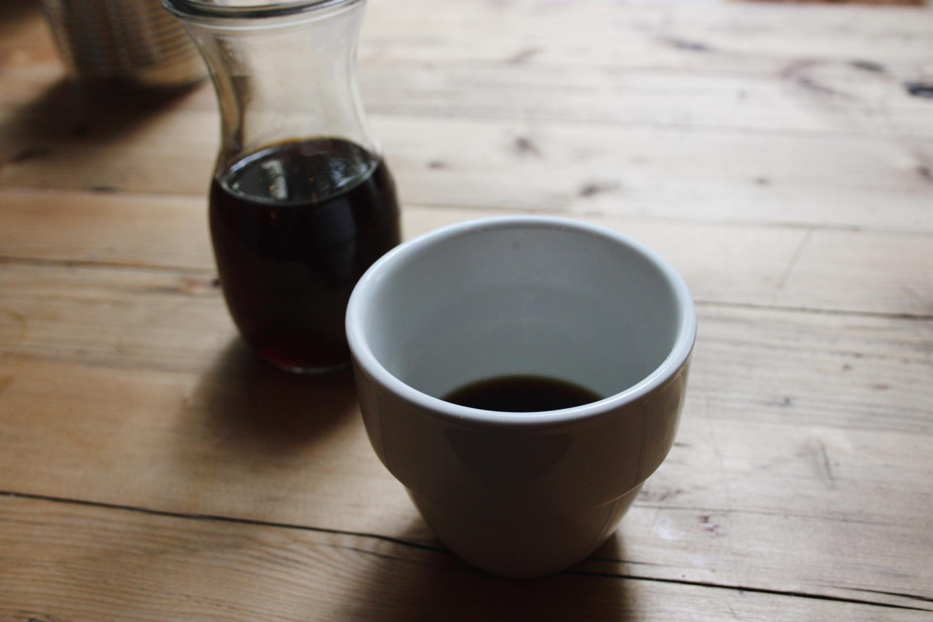 Craft Coffee in Berlin Silo