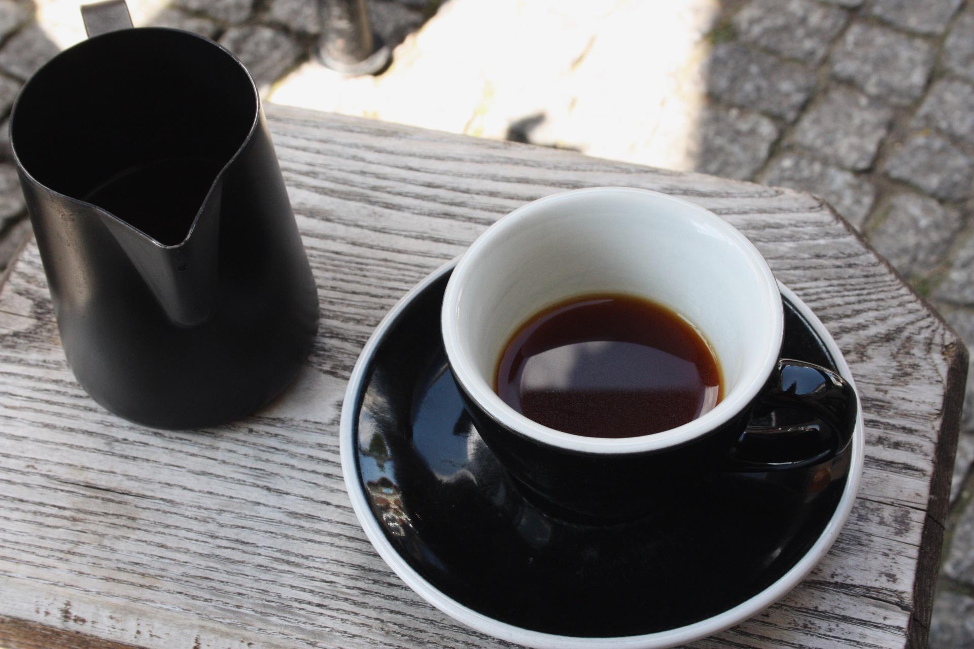 Craft Coffee in Berlin The Barn