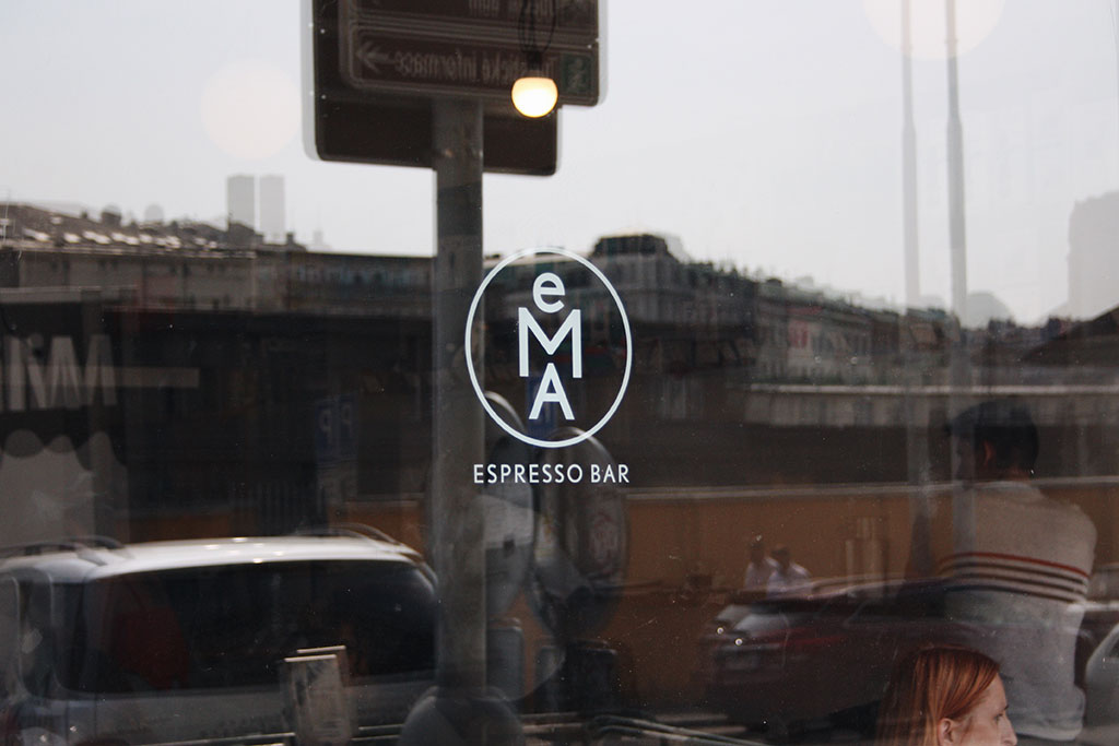 Coffee in Prague EMA espresso bar