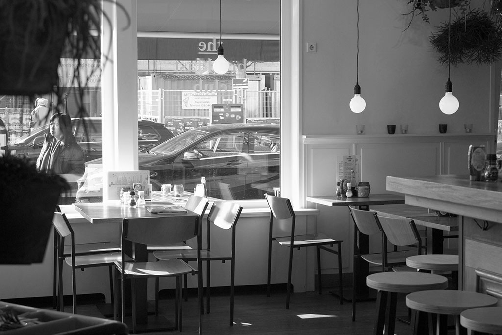 Brunch in Amsterdam The Breakfast Club