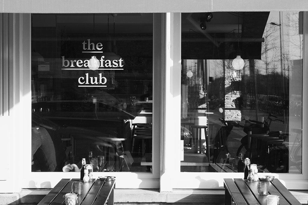 Brunch in Amsterdam The Breakfast Club