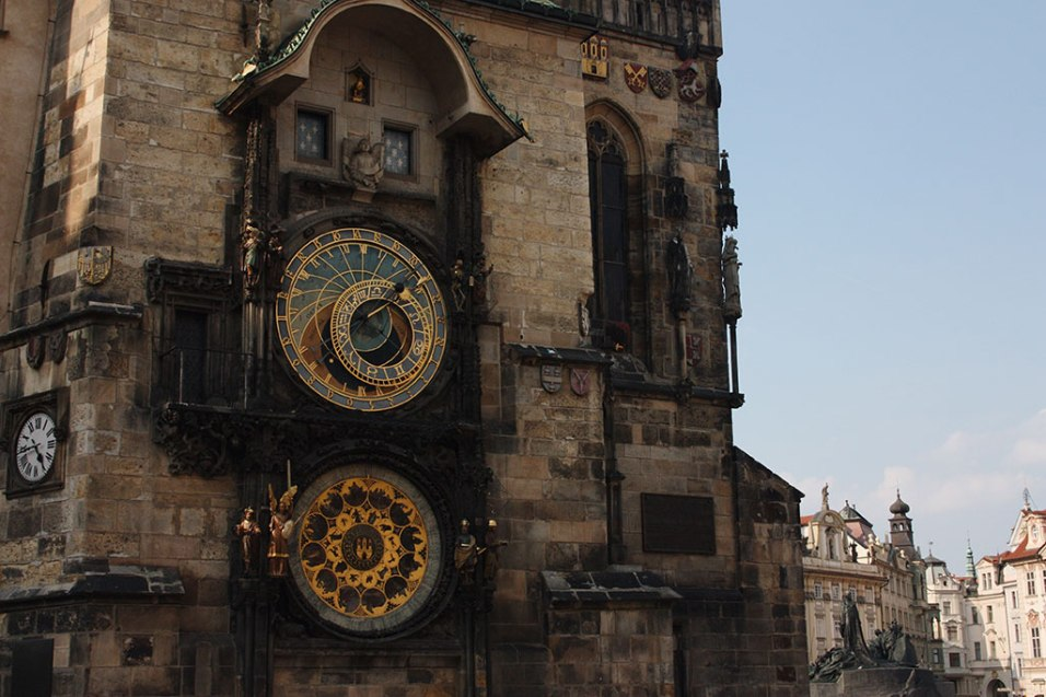 Sightseeing in Prague Prague Tourist Attractions Astronomical Clock