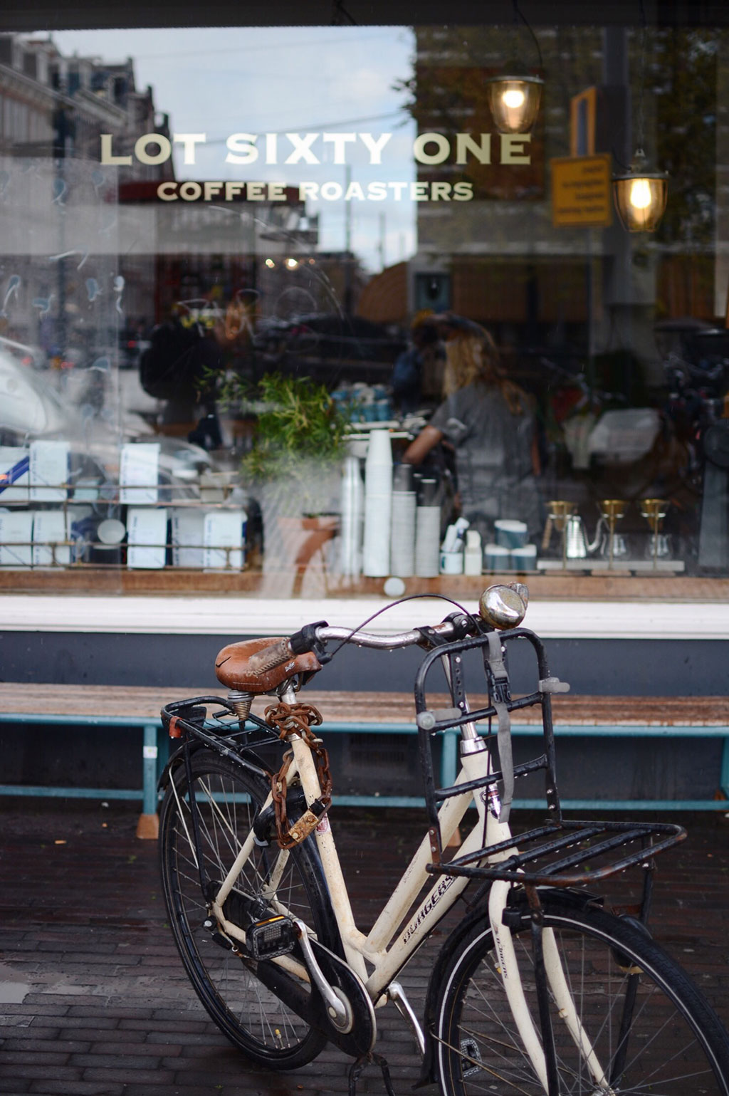 Coffee in Amsterdam Lot Sixty One Coffee Roasters