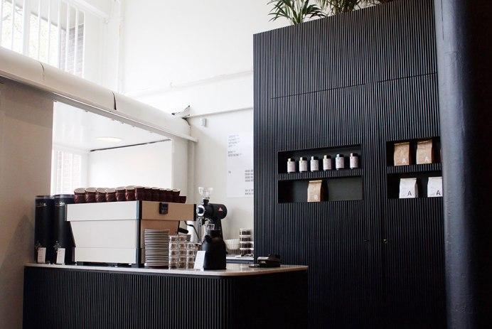 Coffee in Amsterdam NewWerktheater
